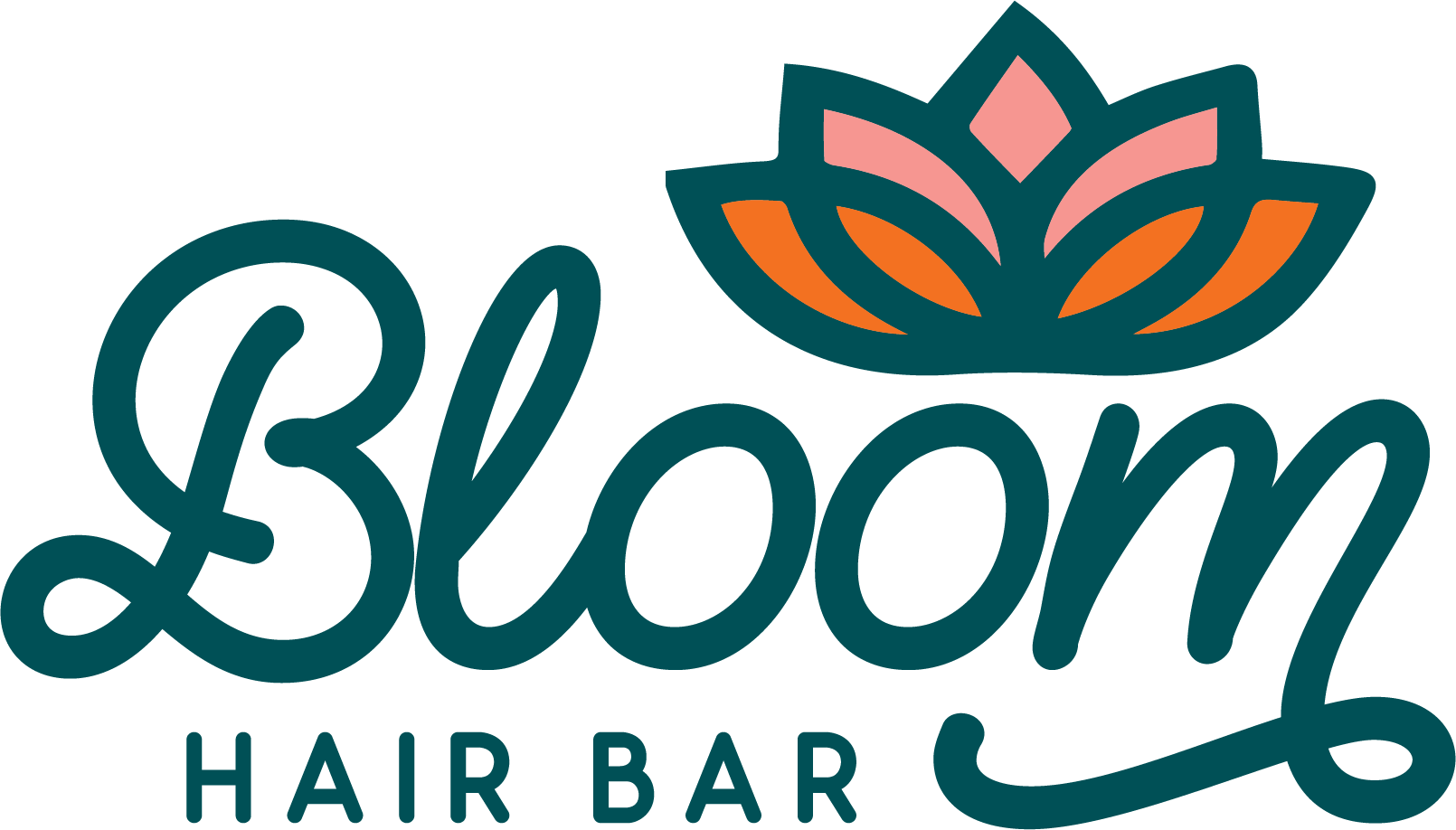 Bloom Hair Bar - Logo